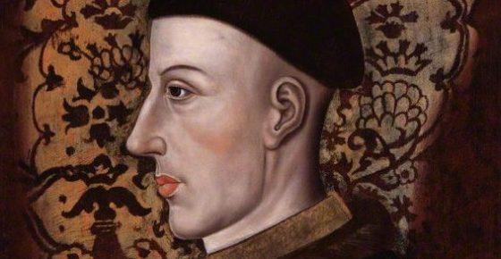 NPG 545; King Henry V by Unknown artist